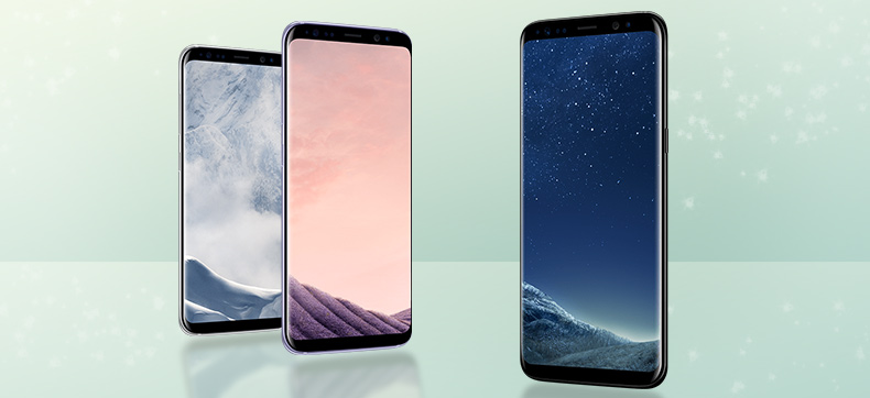 Test: Samsung Galaxy S8 og S8+ Telenor