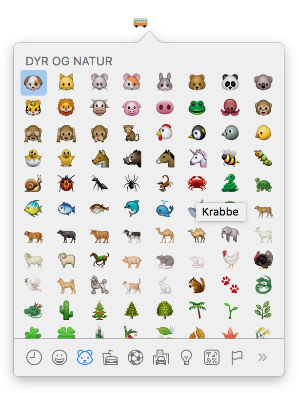 Slik får du emojier på datamaskinen Telenor