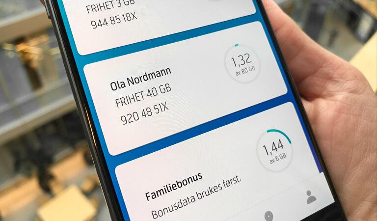 3 mobilforsikring