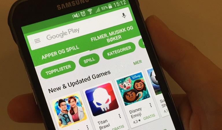 cca9b3e9 Slik betaler du med mobilen på Google Play - Telenor