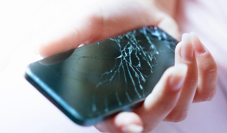 knust skjerm iphone 6 reiseforsikring